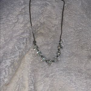 givenchy silver necklace